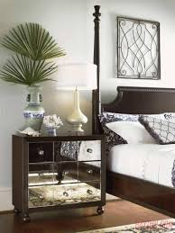 Smoked Mirrored Bedroom Furniture Nightstands Mirror Furniture Store Campaign Nightstand Mirror
