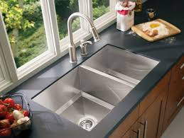 Stainless Kitchen Sinks by How To Choose A Kitchen Sink Stainless Steel Undermount Drop In