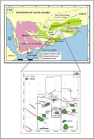 Map Of Yemen Organic Geochemistry Investigations Of Crude Oils From Bayoot