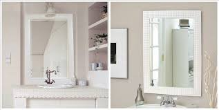 Mirrors For Small Bathrooms Small Bathroom Mirrors Home Design Plan