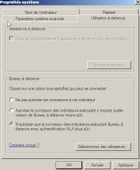 activer connexion bureau distance windows 7 accès distant au windows server 2008 actues portfolio nabil