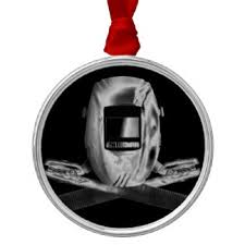 welding ornaments keepsake ornaments zazzle
