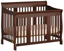 Wood Convertible Cribs Storkcraft Tuscany Fixed Side Convertible Crib