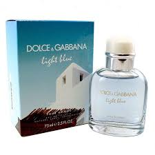 dolce and gabbana light blue 2 5 oz dolce gabbana light blue living stromboli eau de toilette spray