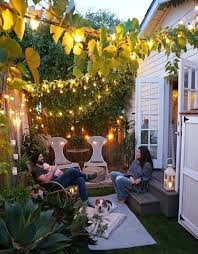 Garden Ideas For Small Spaces How To Create A Dreamy Garden In A Small Space Small Garden