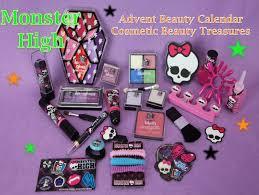 makeup advent calendar high advent beauty calendar cosmetic beauty treasures