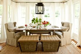 Dining Chairs Atlanta Atlanta Slipcovered Dining Chairs Room Traditional With Unique
