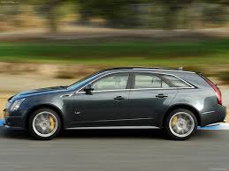 hennessey cadillac cts v wagon cadillac cts v sport wagon 2011 pictures information specs