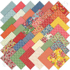moda bread n butter charm pack by american for modafabrics