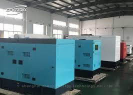 electronic 30 kva diesel generator set deutz diesel air cooled