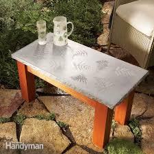 Round Concrete Patio Table Wonderful Diy Concrete Patio Table Stunning Led Concrete Patio