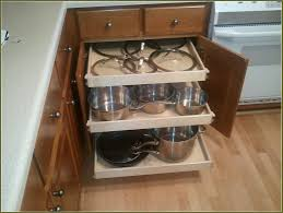 Pull Out Drawers Kitchen Cabinets Kitchen Corner Kitchen Cabinet Drawers Install Waooding Material
