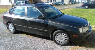 2003 hyundai elantra hatchback 2003 black hyundai elantra gt hatchback 5 speed manual transmission