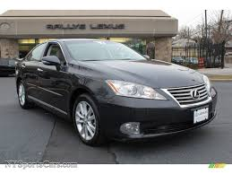 light gray lexus 2010 lexus es 350 in smoky granite mica 357808 nysportscars