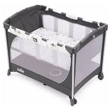 travel bed for baby images Joie commuter travel cot gilbert new kiddies kingdom jpg