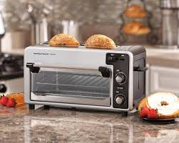 What Is The Best Toaster Oven To Purchase Amazon Com Hamilton Beach 22720 Toastation Toaster Oven Kitchen