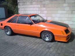 1982 ford mustang hatchback ford mustang cobra 1982