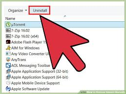 how to remove adware manually with pictures wikihow