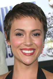 very short hairstyles for round faces hairstyles