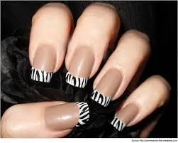 zebra pattern nail art top 9 animal print nail art go wild animal nail art
