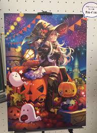 so witch female corrin pretty much confirmed for halloween