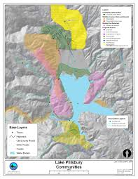 Wildfire Map Wildfire Protection Plan