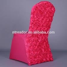 rosette chair covers wedding rosette chair cover wedding rosette chair cover suppliers