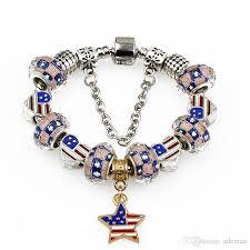 pandora diy bracelet images 2016 american wind diy bracelet pandora style rio olympics sell jpg