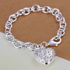 birthday charm bracelet guys give a charm bracelet with a heart to your on