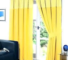 Yellow Bedroom Curtains Mustard Yellow Curtains Torhd Club