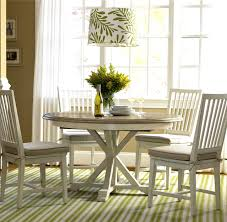 furniture adorable dining table hickory white room beach beech
