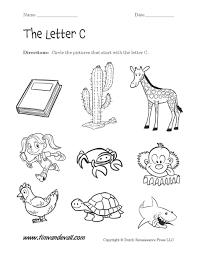 letter c worksheets u2013 wallpapercraft