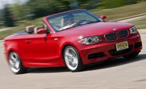 2009 bmw 128i convertible for sale 2009 bmw 135i convertible instrumented test car and driver