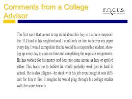 Writing Your College Admissions Essay  What is a College     SlidePlayer