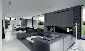 Stunning White Interior Design Ideas Gallery Trends Ideas - Modern interior design styles
