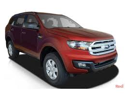 2016 Ford Everest 2016 Ford Everest Ambiente Ua Ambiente Wagon 7st 5dr Spts Auto 6sp