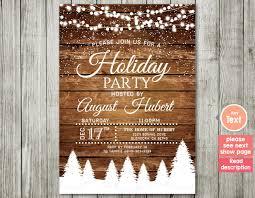 holiday party invitation christmas party invitation christmas