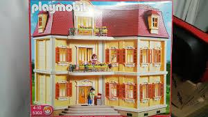 Amazon Playmobil Esszimmer Gebraucht Großes Playmobil Puppenhaus 5302 In 67069 Ludwigshafen