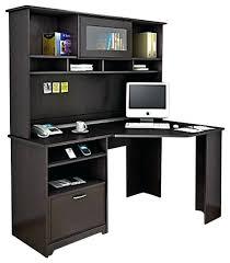 cheap corner desk with hutch small computer corner desk thesocialvibe co
