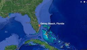 Del Ray Florida Map by Delray Beach Florida South Florida Beaches U0026 Vacation Spot