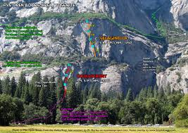 Yosemite Topo Map Yosemite 2017 2 Weeks Of Yosemite Classics Www Stephabegg Com