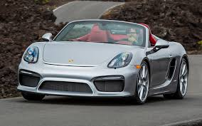 porsche boxster spyder 2016 porsche boxster spyder 2016 us wallpapers and hd images car pixel