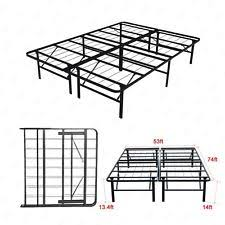 Folding Bed Frame Folding Bed Frame Ebay