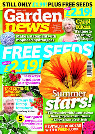 Carol Klein Life In A Cottage Garden - latest issue u2014 garden news
