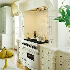 Ivory Colored Kitchen Cabinets French Blue Kitchen Cabinets Design Ideas