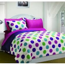 Polka Dot Bed Set Polka Dot Bedding White Bed