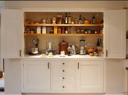 Kitchen Appliance Storage Ideas Ikea Hack Appliance Garage With Third Party Pocket Door Hardware