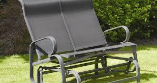 Lifetime Glider Bench Bench Walmart Patio Glider Chair Stunning Outdoor Glider Bench