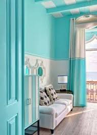 amazing indoor color trends with combination colors between blue