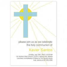 religious invitations glowing cross communion cards communion invitations religious